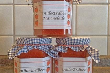 Vanille - Erdbeer - Marmelade 31