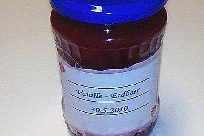 Vanille - Erdbeer - Marmelade 29