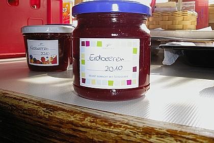 Vanille - Erdbeer - Marmelade 33