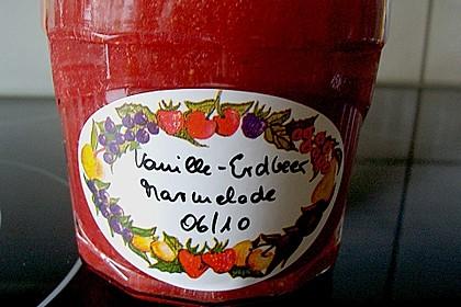 Vanille - Erdbeer - Marmelade 48