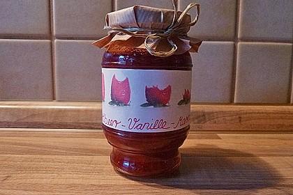 Vanille - Erdbeer - Marmelade 41