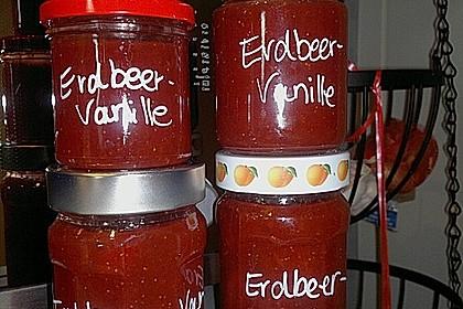 Vanille - Erdbeer - Marmelade 18