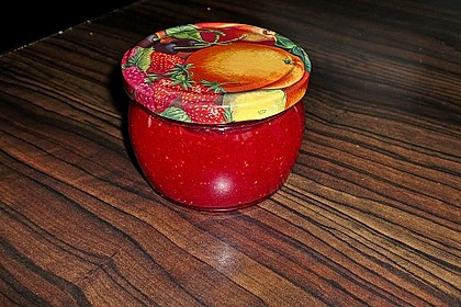 Vanille - Erdbeer - Marmelade 15