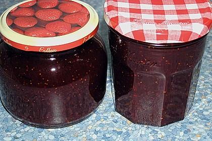Vanille - Erdbeer - Marmelade 30