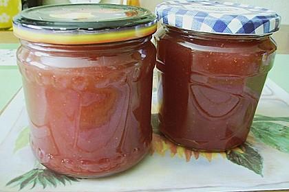 Vanille - Erdbeer - Marmelade 46
