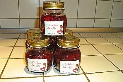 Vanille - Erdbeer - Marmelade 27