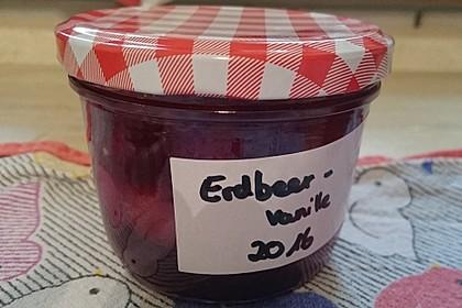 Vanille - Erdbeer - Marmelade 26