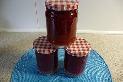 Vanille - Erdbeer - Marmelade 53