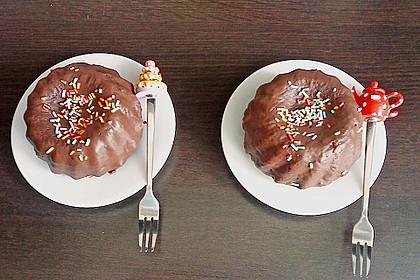 Pietras Schokoladige Kirsch - Gugelhupf 1
