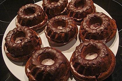 Pietras Schokoladige Kirsch - Gugelhupf 7