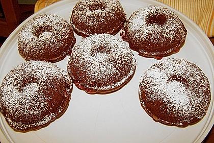 Pietras Schokoladige Kirsch - Gugelhupf 9