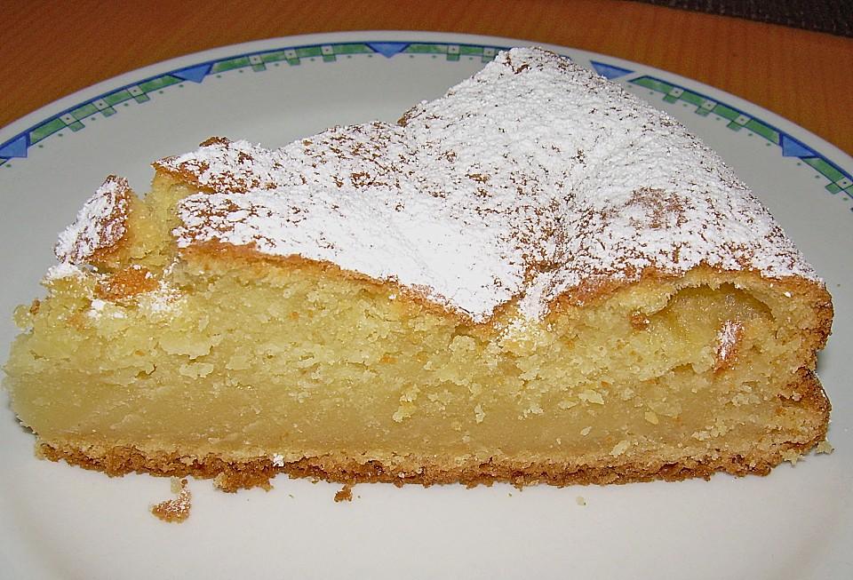 Rezepte kuchen vanille