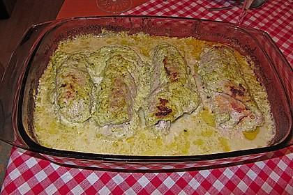 Bresso - Schnitzelröllchen 1