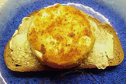Gebratener Camembert 1