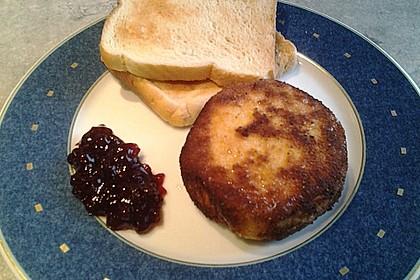 Gebratener Camembert 2