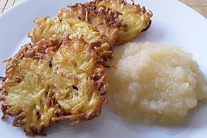 Reibekuchen - Kartoffelpuffer 3
