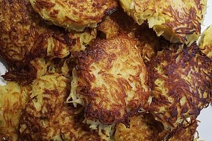 Reibekuchen - Kartoffelpuffer 42