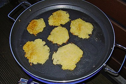 Reibekuchen - Kartoffelpuffer 87