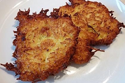 Reibekuchen - Kartoffelpuffer 22