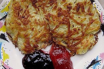 Reibekuchen - Kartoffelpuffer 32