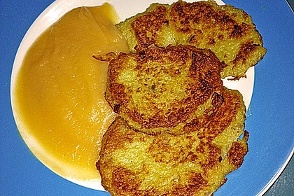 Reibekuchen - Kartoffelpuffer 45