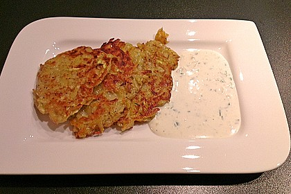 Reibekuchen - Kartoffelpuffer 43