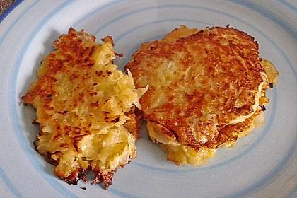 Reibekuchen - Kartoffelpuffer 24