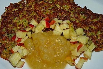 Reibekuchen - Kartoffelpuffer 11