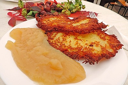 Reibekuchen - Kartoffelpuffer 2