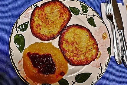 Reibekuchen - Kartoffelpuffer 37