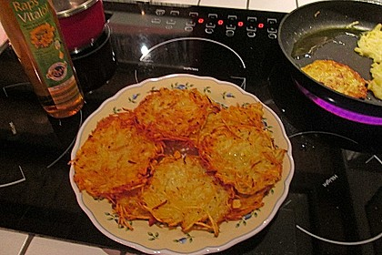 Reibekuchen - Kartoffelpuffer 54