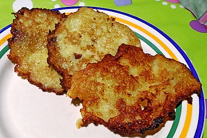 Reibekuchen - Kartoffelpuffer 48