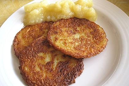 Reibekuchen - Kartoffelpuffer 15