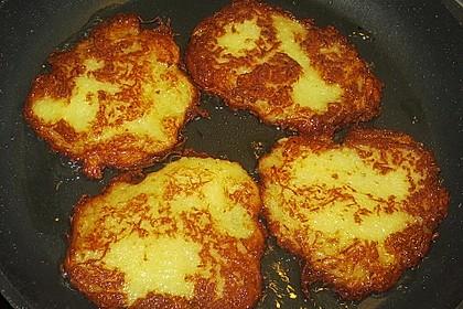 Reibekuchen - Kartoffelpuffer 9