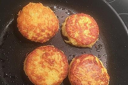 Reibekuchen - Kartoffelpuffer 10