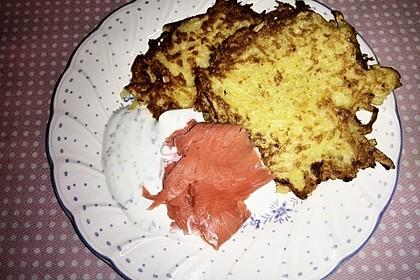 Reibekuchen - Kartoffelpuffer 60