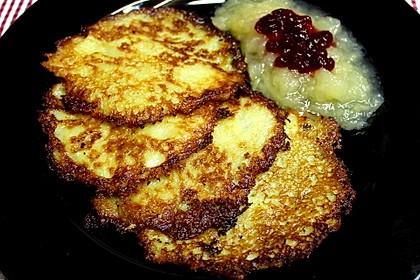 Reibekuchen - Kartoffelpuffer 16