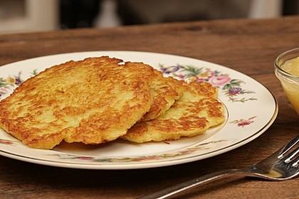 Reibekuchen - Kartoffelpuffer 7
