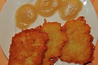 Reibekuchen - Kartoffelpuffer 25