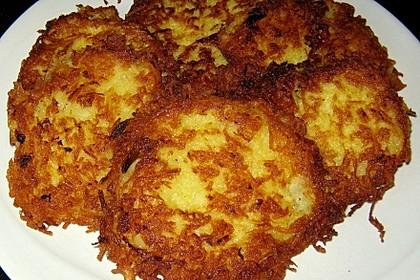 Reibekuchen - Kartoffelpuffer 64