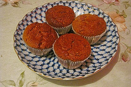 Marzipan - Muffins