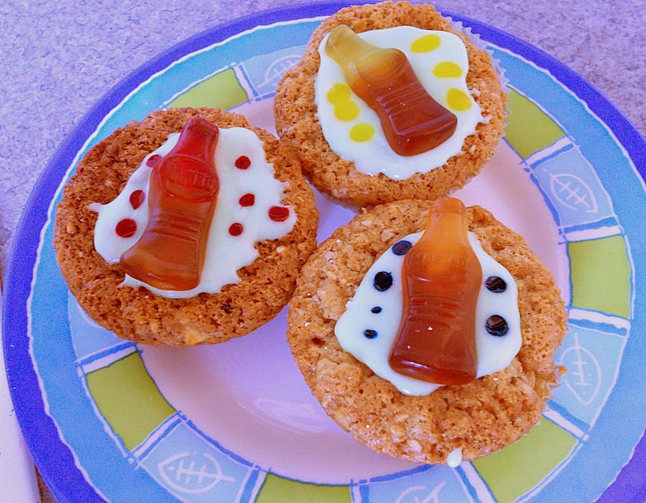 halloween muffins rezept mit bild von seelenschein. Black Bedroom Furniture Sets. Home Design Ideas