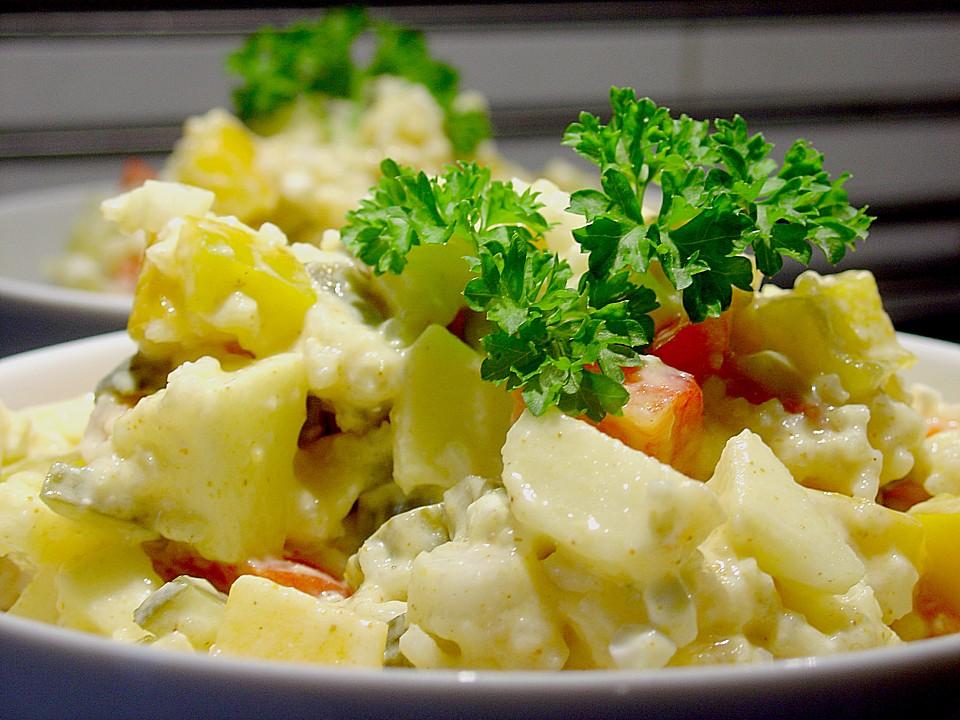 Curry apfel reis salat Rezepte   Chefkoch.de