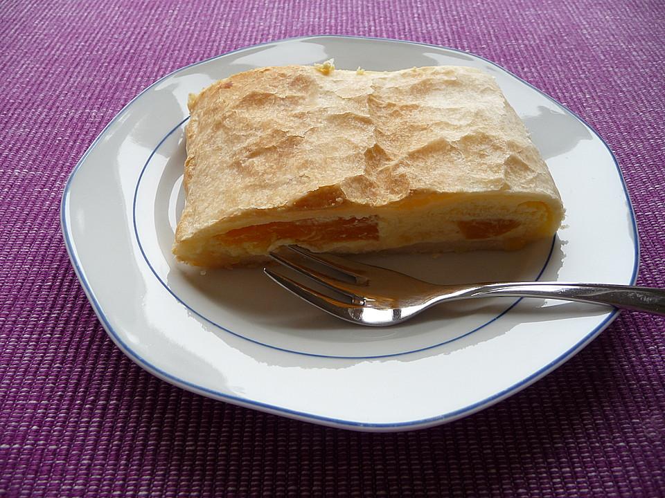 Amerikanischer Kühlschrank Quark : Obst quark strudel von teufellpz chefkoch.de