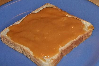 Salzige Karamellcreme 1