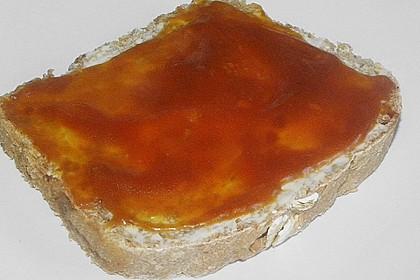 Salzige Karamellcreme 5