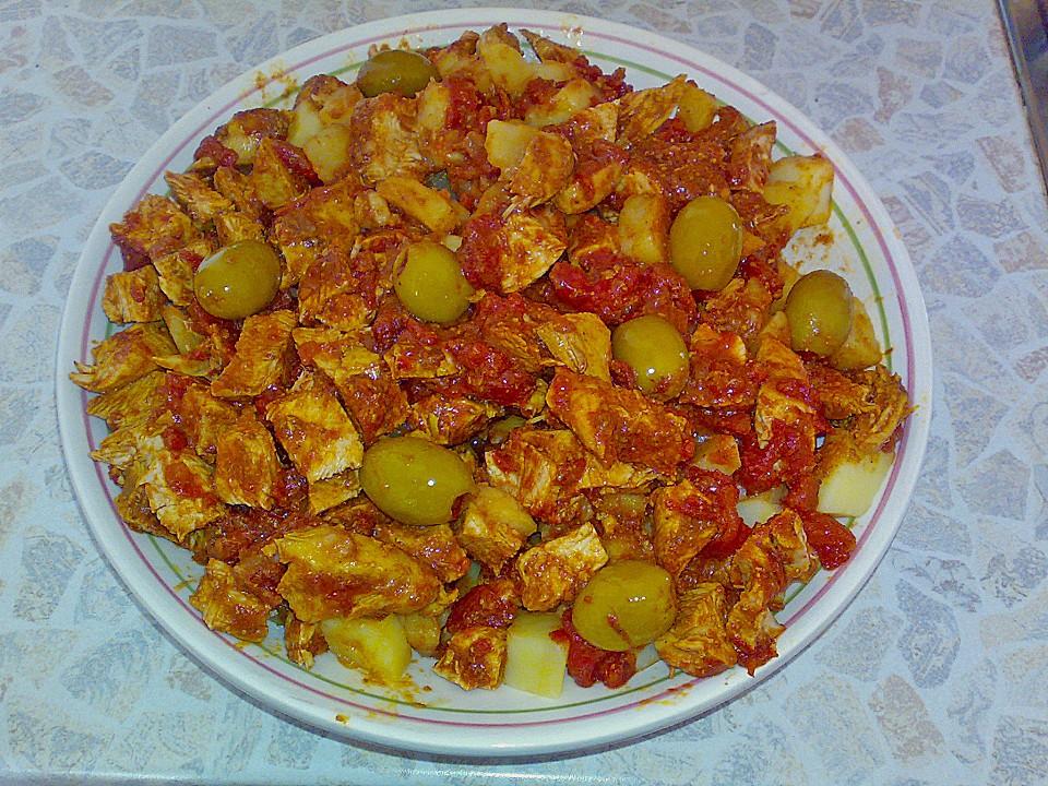 marokkanische putenbrust rezepte | chefkoch.de - Marokkanische Küche Rezepte