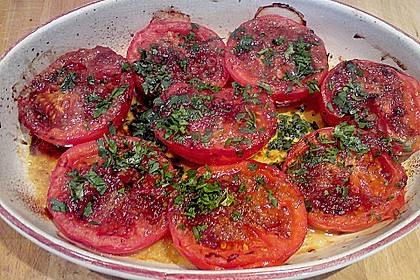 Tomaten, geröstet 1