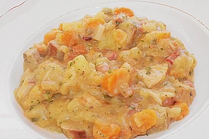 Möhren Kartoffel Eintopf 2