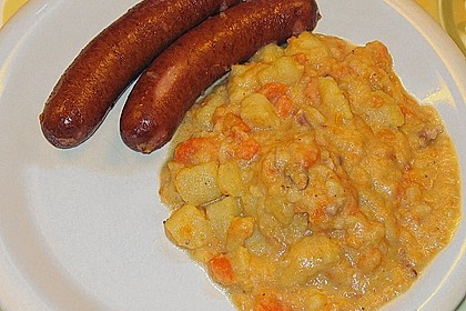 Möhren Kartoffel Eintopf 9